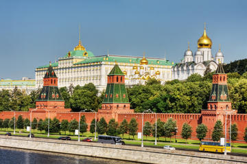 Tours Ngày 2 MosCow